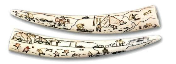 моржовая кость