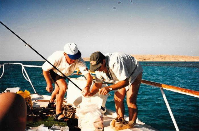 Как весело провести время на рыбалке