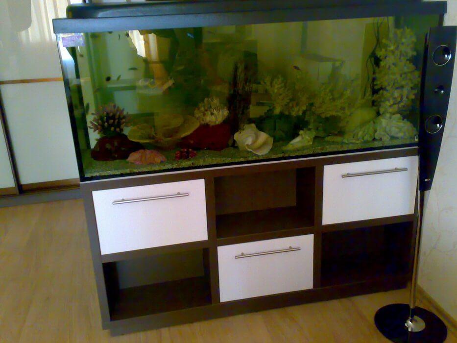 Подставки для аквариумов